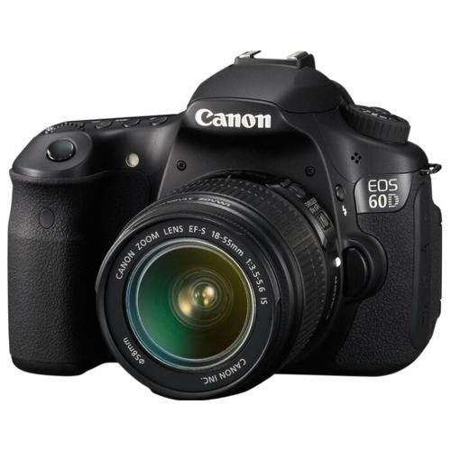 Фотоаппарат Canon EOS 60D Kit фото 1