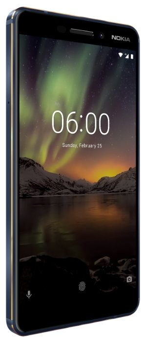 Смартфон Nokia 6.1 32GB фото 10