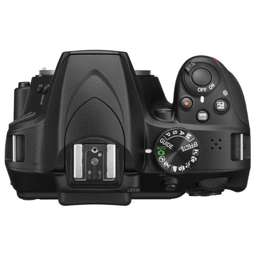 Фотоаппарат Nikon D3400 Body фото 3