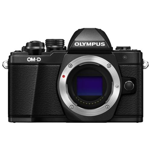Фотоаппарат Olympus OM-D E-M10 Mark II Body фото 1