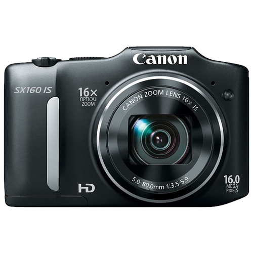 Фотоаппарат Canon PowerShot SX160 IS фото 1
