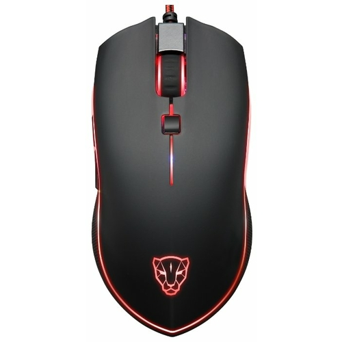 Мышь Motospeed V40 Black USB фото 5