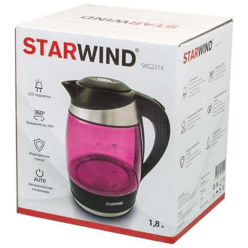Чайник STARWIND SKG2212 фото 13