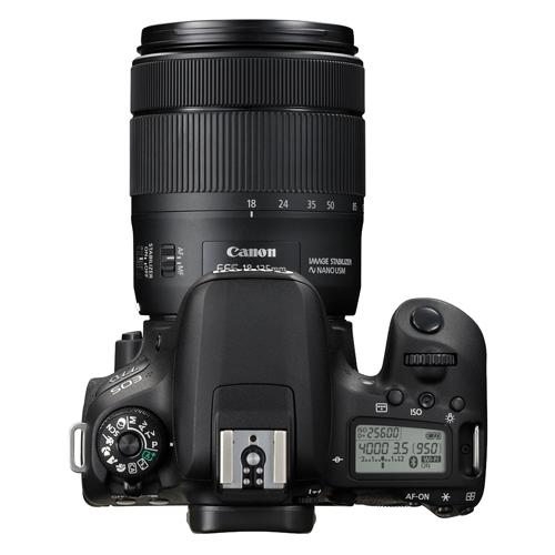 Фотоаппарат Canon EOS 77D Kit фото 3