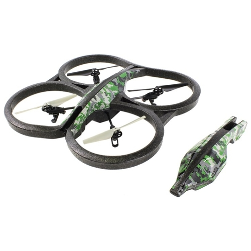 Квадрокоптер Parrot AR.Drone 2.0 Elite Edition фото 3