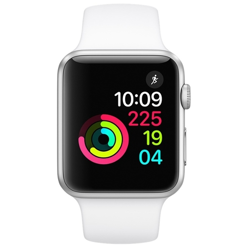 Часы Apple Watch Series 2 38mm Aluminum Case with Sport Band фото 1