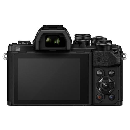 Фотоаппарат Olympus OM-D E-M10 Mark II Body фото 2