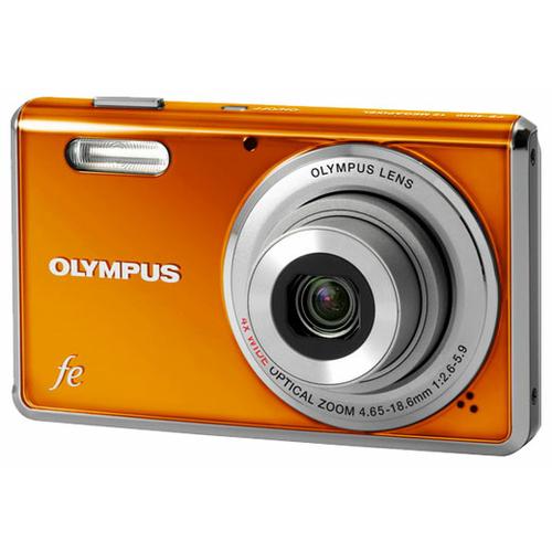 Фотоаппарат Olympus FE-4000 фото 1