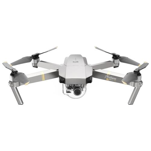 Квадрокоптер DJI Mavic Pro Platinum Combo фото 4