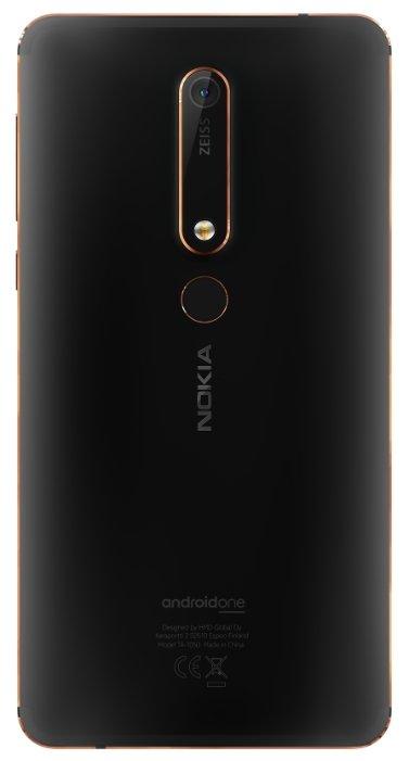 Смартфон Nokia 6.1 32GB фото 2