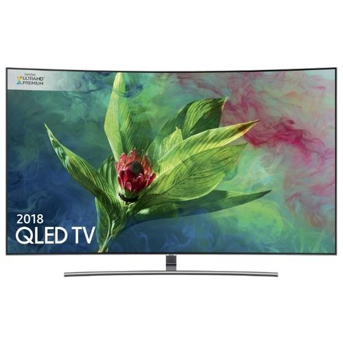 """Телевизор QLED Samsung QE55Q8CNA 54.6"""" (2018) фото 1"""