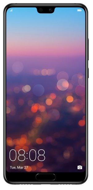 Смартфон Huawei P20 фото 1