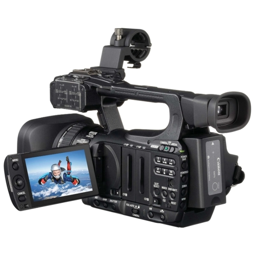 Видеокамера Canon XF100 фото 2