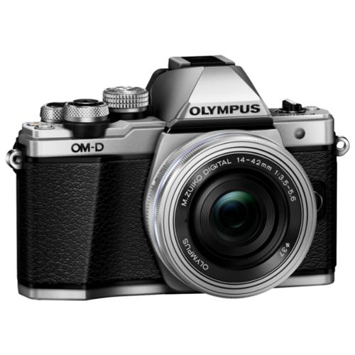 Фотоаппарат Olympus OM-D E-M10 Mark II Kit фото 9