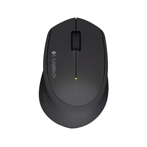 Мышь Logitech Wireless Mouse M280 Black USB фото 1