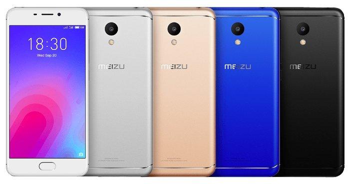 Смартфон Meizu M6 32GB фото 13