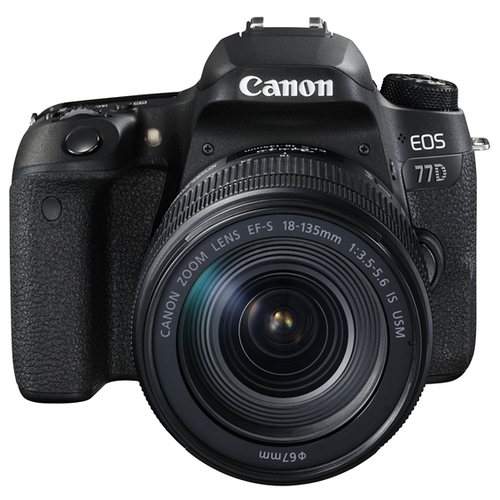 Фотоаппарат Canon EOS 77D Kit фото 2