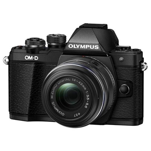 Фотоаппарат Olympus OM-D E-M10 Mark II Kit фото 4