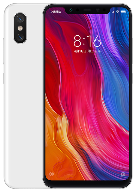 Смартфон Xiaomi Mi8 6/128GB фото 4