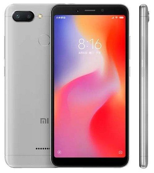 Смартфон Xiaomi Redmi 6 3/32GB фото 4