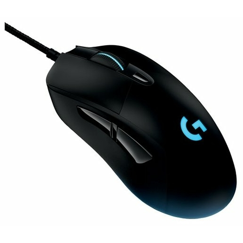 Мышь Logitech G G403 Prodigy wired Black USB фото 7