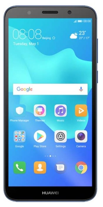 Смартфон Huawei Y5 Prime (2018) фото 1