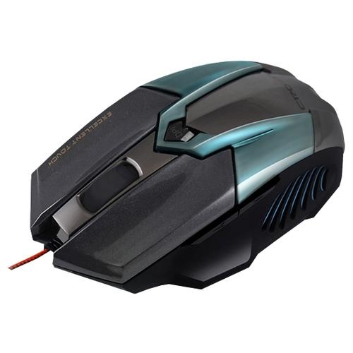 Мышь CROWN MICRO CMXG-606 Blue USB фото 1