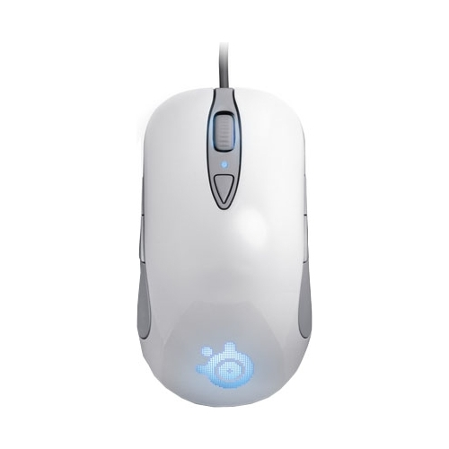 Мышь SteelSeries Sensei [RAW] Frost Blue White USB фото 1