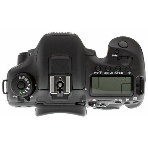 Фотоаппарат Canon EOS 7D Mark II Body фото 3