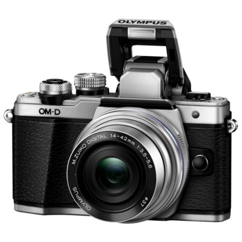 Фотоаппарат Olympus OM-D E-M10 Mark II Kit фото 12