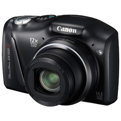 Фотоаппарат Canon PowerShot SX150 IS фото 4