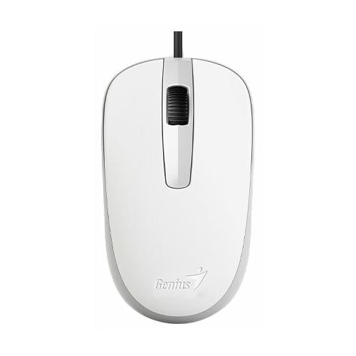 Мышь Genius DX-120 Elegant White USB фото 1