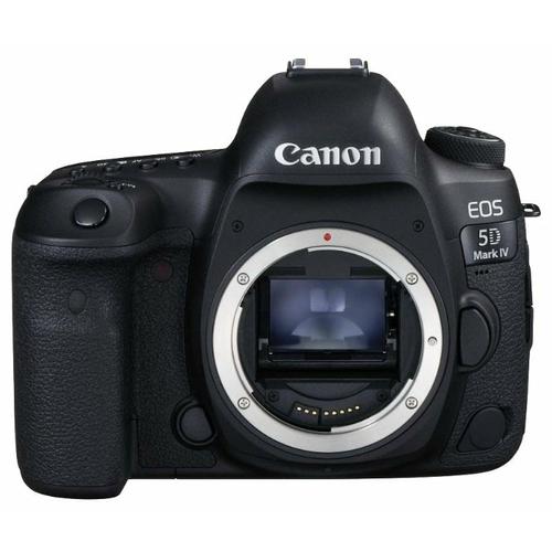 Фотоаппарат Canon EOS 5D Mark IV Body фото 1