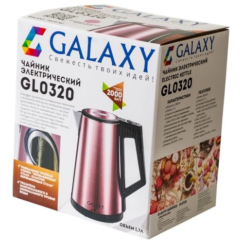 Чайник Galaxy GL0320 фото 6