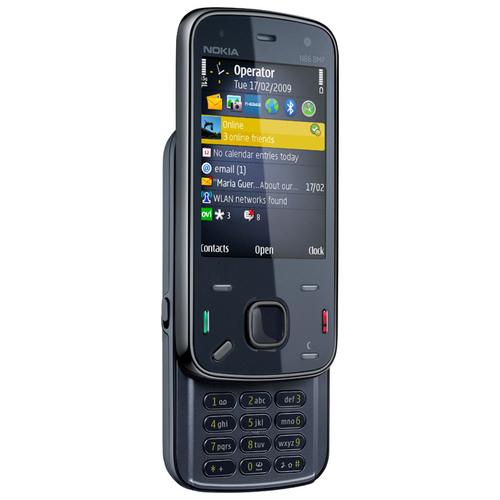 Смартфон Nokia N86 8MP фото 2