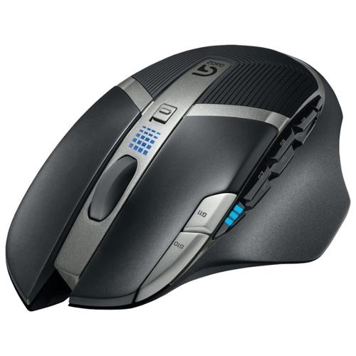 Мышь Logitech G G602 Wireless Gaming Mouse Black USB фото 1
