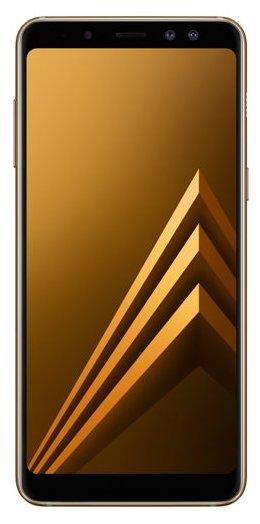 Смартфон Samsung Galaxy A8 (2018) 32GB фото 13
