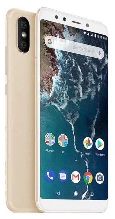 Смартфон Xiaomi Mi A2 4/64GB фото 1