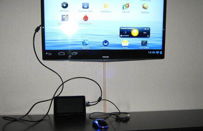 как можно подключить планшет к телевизору   apptoday.ru