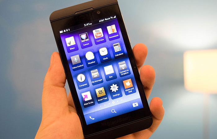 blackBerry Z10 | apptoday.ru