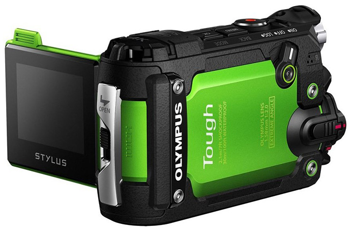 Olympus Tough TG-Tracker | apptoday.ru
