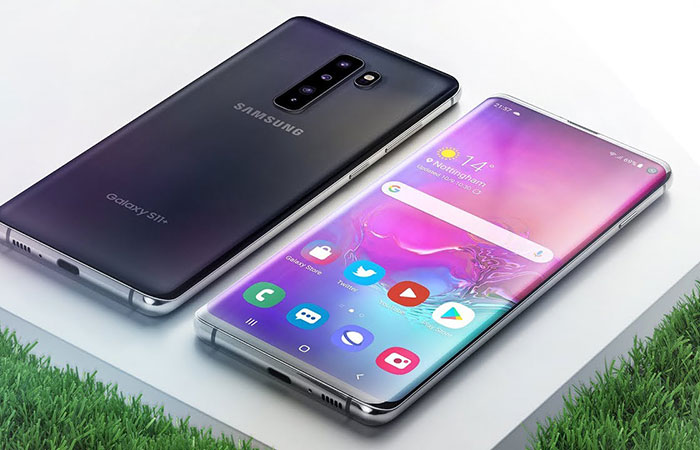 смартфон Galaxy S11 Plus | apptoday.ru