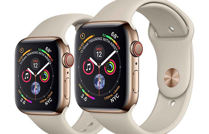 часы Apple Watch Series 4 дизайн