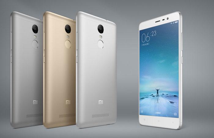 мобильные телефоны 2 sim Xiaomi Redmi Note 3