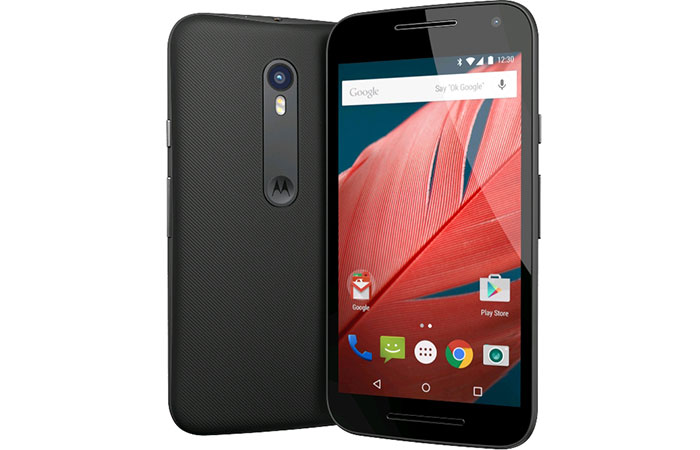 недорогие сенсорные телефоны на 2 симки Motorola Moto G