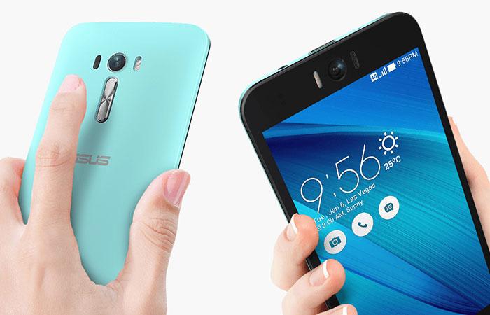 телефон на 2 симки ZenFone Selfie ZD551KL