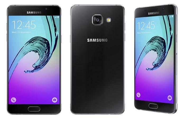 лучшие двухсимочные телефоны Samsung Galaxy A5 2016