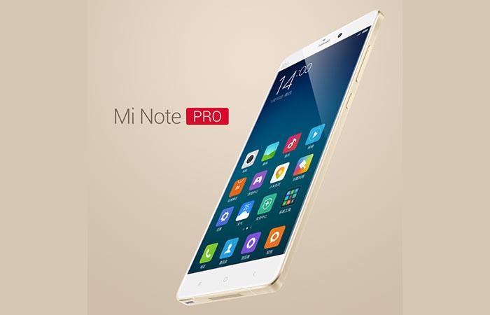 телефон с двумя сим картами Xiaomi Mi Note Pro