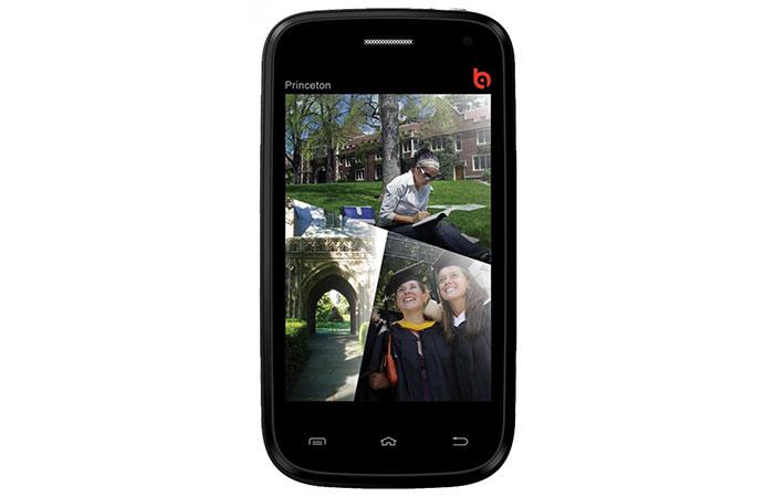 телефон с 3 сим картами BQ BQS-3500 Princeton